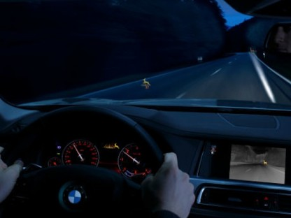 Study: Car Buyers More Likely To Pay For Blind Spot Detection, Night Vision Tech